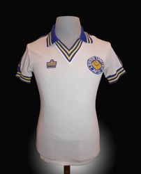 Admiral Match Worn Leeds Frank Gray Shirt