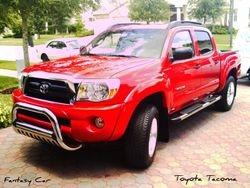 Gina S.-------Toyota Tacoma