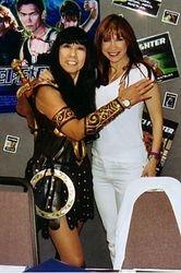 Cynthia & Xena