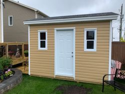 8' x 12' Standard Shed