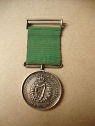 Constabulary Medal Ireland