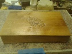 custom spice box