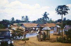 223 Street scene Indonesia