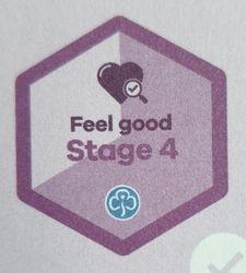 Feel Good Stage 4 Skill Builder