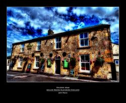Feildens Arms-Mellor Brook-Blackburn-England