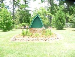 Mini barn (well house)