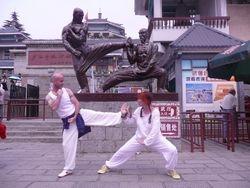 Shaolin Temple, Henan
