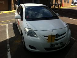 Driving School Oakleigh South -Toyota Yaris  -  Manual Transmission