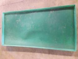 Greenhouse pot tray