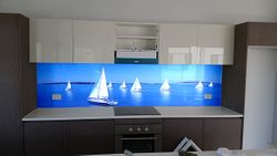 Sailing Splashback
