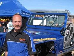 Dave: sponsor, mechanic