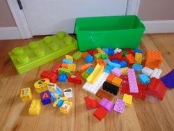 LEGO DUPLO Brick Box- 67 Bricks - $25