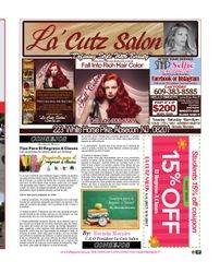 LA CUTZ SALON, Absecon Newspaper, Promotions
