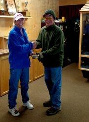 Greg Cortes - Handicap Champion