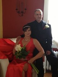 Sherrie and Mark