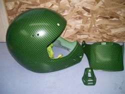 Green Carbon Fiber