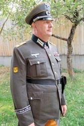 Cavalry  Reg.5 Hauptmann (F.v.M.):