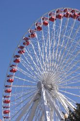 Ferris Wheel, Chicago Navy Pier