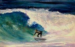 Catchin' a Wave
