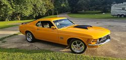 4.70 Ford Mustang Fastback