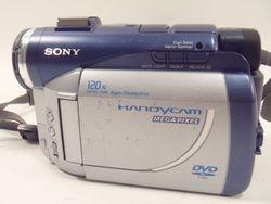 SONY Handycam Digital Video Camera Recorder DCR-DVD300