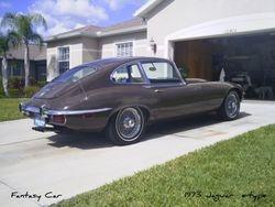 Dave H.------1973 Jaguar E-type