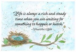 Wisdom from Charlotte's Web