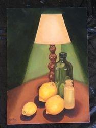 Stillife with Lemons