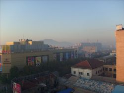 Lianyungang - Liuyongs home city