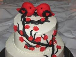 Love Nest Cake