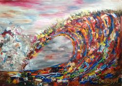 Wave Of Joy, 2013
