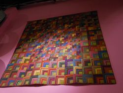 another quilt made by Kaffe