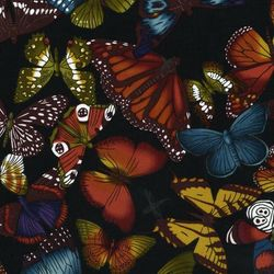 Butterflies - COTTON - 5