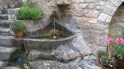 Fontaine à St-Guilhem-le-Désert