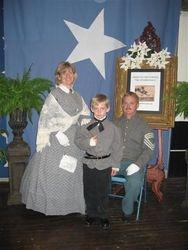 Little confederates dance, too