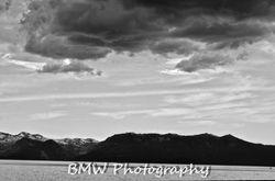 Lake Tahoe Black & White