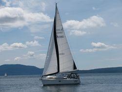 leisurely sail
