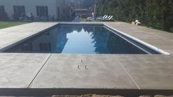18x40 Concrete Cantilever Coping