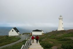 Lighthouse at Cape Spear