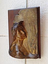 Sculpteur Georges FLAMAND