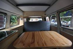 Luke's Van