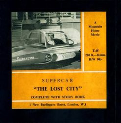 Supercar - The Lost City