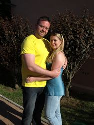 Ben and Vicki