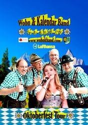 Woho, Kalendar Band & Adeline