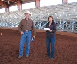 Roy Corbett and Linda Gilgosch