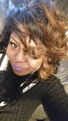 Custom Colored lace front 14 In