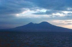 Mt Vesuvius, Italy