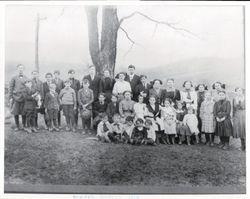 Bowers School - 1914