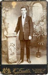 Albert in 1908