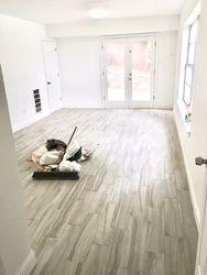 new bedroom in basement flood claim